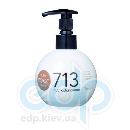 Revlon Professional - Тонирующий Бальзам Nutri Color Creme Havana № 713 - 50 ml