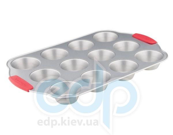 Vinzer - Форма для выпечки маффинов 12 шт (арт. 89485)