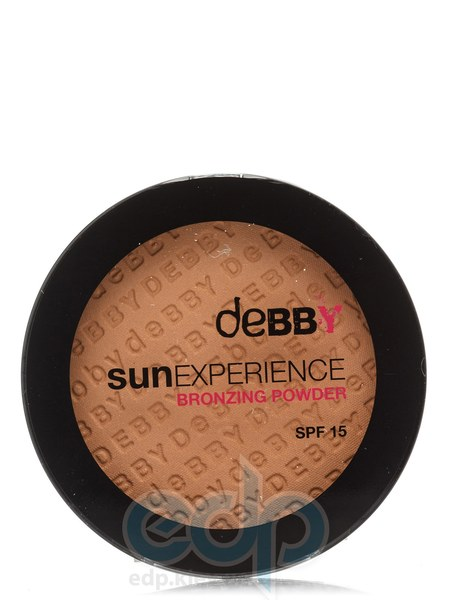 Debby - Бронзовая пудра sun EXPERIENCE № 3 - 10 g