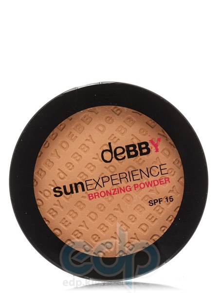 Debby - Бронзовая пудра sun EXPERIENCE № 1 - 10 g