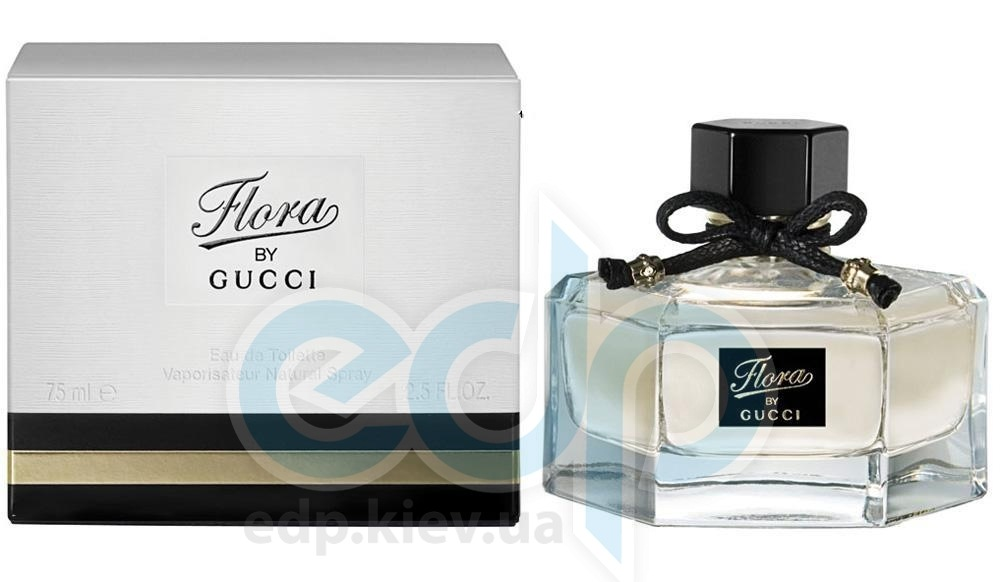 Flora by Gucci - туалетная вода -  30 ml д/к