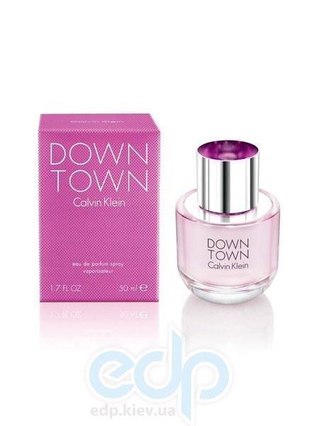 Calvin Klein Downtown - парфюмированная вода - 50 ml