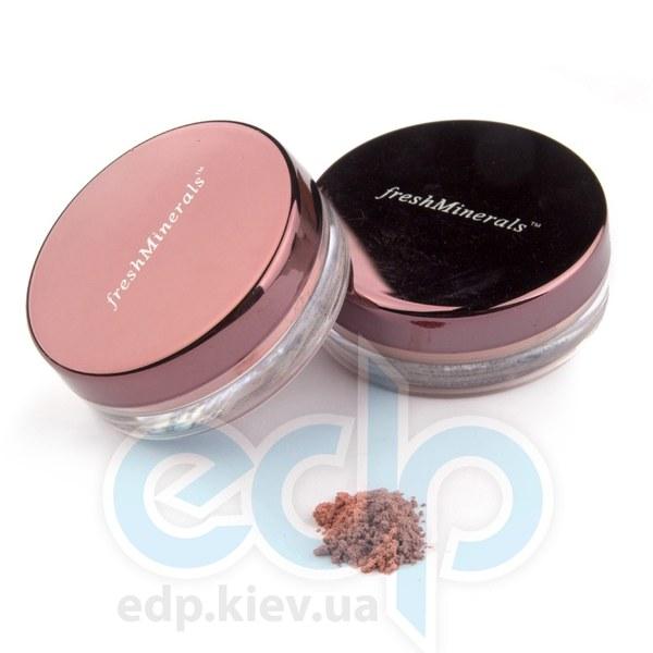 freshMinerals - Mineral loose blush powder, Silky Минеральные рассыпчатые румяна - 2 gr (ref.905519)