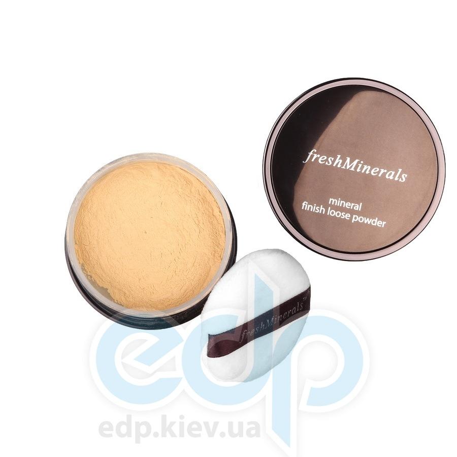 freshMinerals - Mineral finish loose powder, Beige Минеральная фиксирующая рассыпчатая пудра - 11 gr (ref.905550)