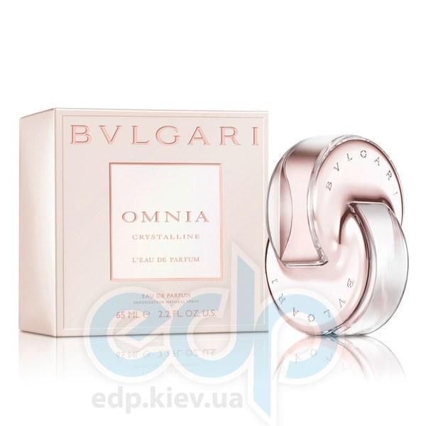 Bvlgari Omnia Crystalline Leau - парфюмированная вода - mini 5 ml