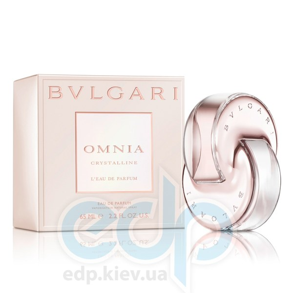 Bvlgari Omnia Crystalline Leau - парфюмированная вода - 40 ml