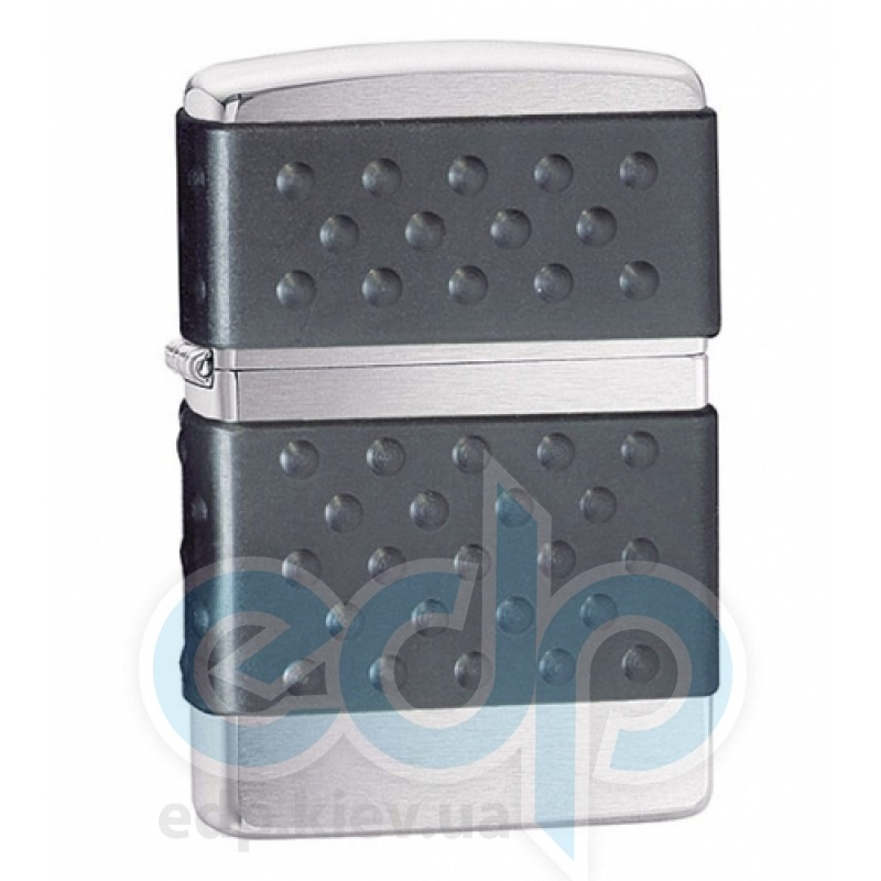 Зажигалка Zippo - Brush Chrome Zip Guard (200ZP)
