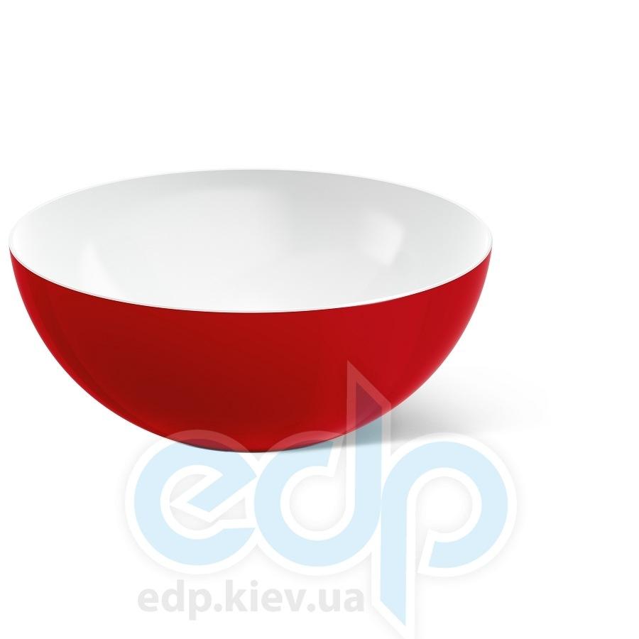 Emsa - Миска красная объем 0.5 л MyColours (арт. 509525)