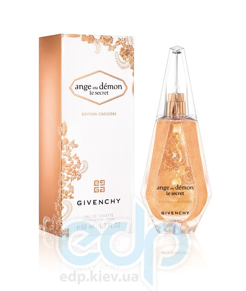 Givenchy Ange ou Demon Le Secret Edition Croisiere - туалетная вода - 50 ml