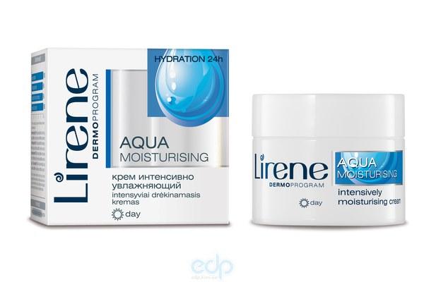 Lirene - Aqua Увлажняющий защитный нежный крем для лица - 50 ml