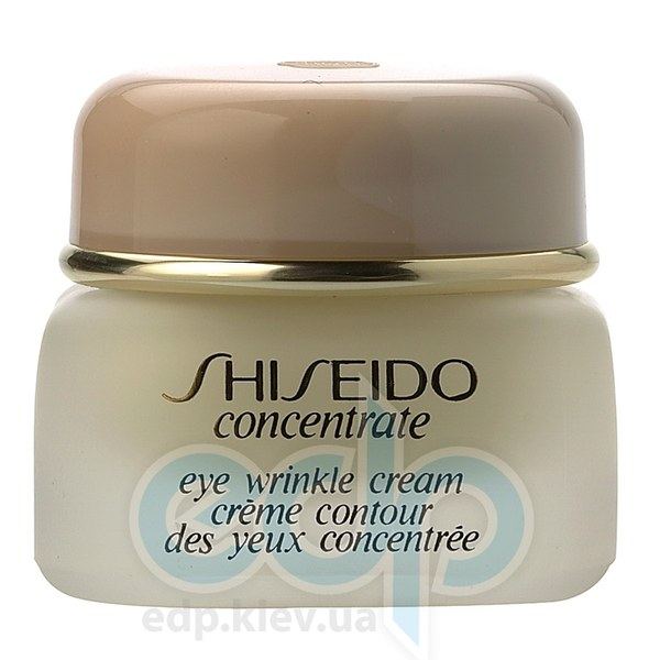Shiseido - Concentrate Eye Wrinkle Сream - 15 ml