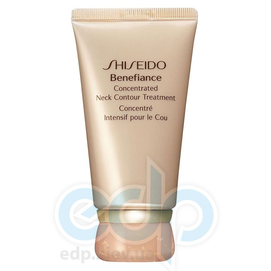 Shiseido -  Face Care Benefiance Concentrated Neck Contour Treatment -  50 ml