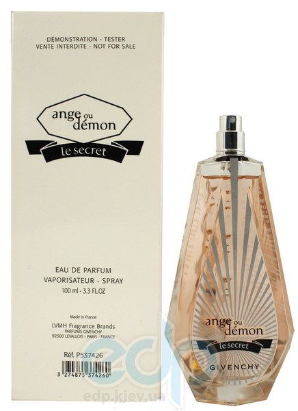Givenchy Ange ou Demon Le Secret - парфюмированная вода - 100 ml TESTER