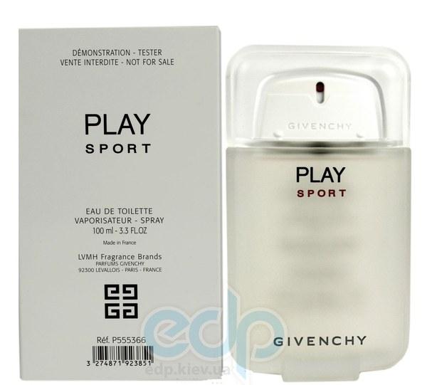 Givenchy Play Sport - туалетная вода - 100 ml TESTER