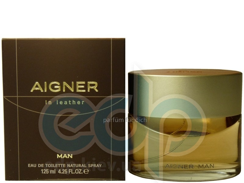 Aigner (Etienne Aigner) Aigner in Leather Man - туалетная вода - 125 ml