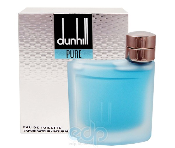 Alfred Dunhill Dunhill Pure for men - туалетная вода - 50 ml