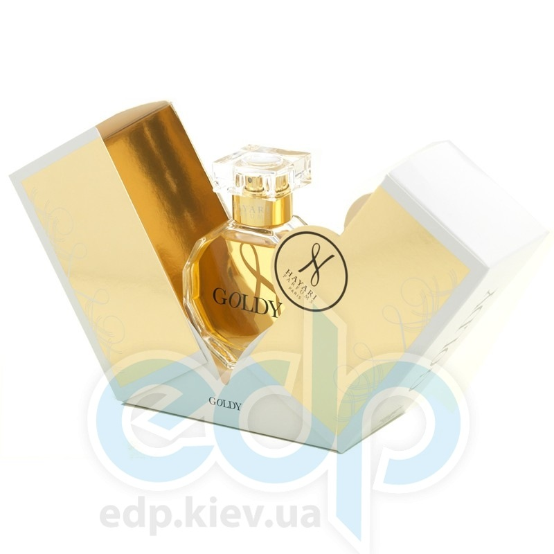 Hayari Goldy - парфюмированная вода - 50 ml