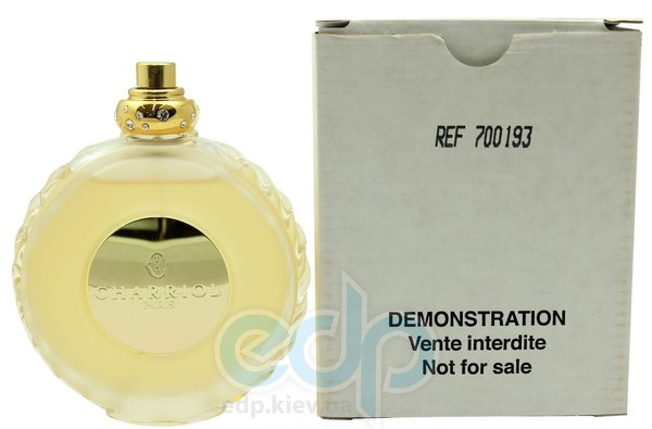 Charriol Eau De Toilette  - туалетная вода - 100 ml TESTER