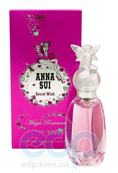 Anna Sui Secret Wish Magic Romance - туалетная вода - 75 ml