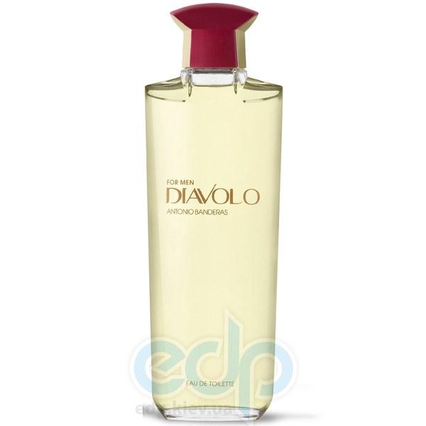 Antonio Banderas Diavolo Men - туалетная вода - 100 ml TESTER