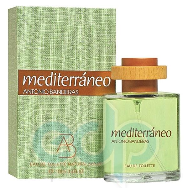 Antonio Banderas Mediterraneo - туалетная вода - 100 ml