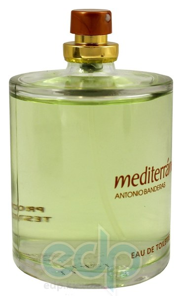 Antonio Banderas Mediterraneo - туалетная вода - 100 ml TESTER