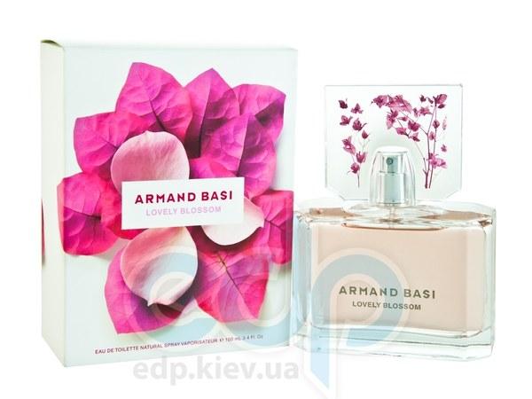Armand Basi Lovely Blossom - туалетная вода - 100 ml