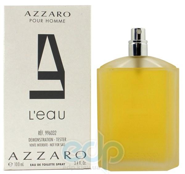 Azzaro Leau Pour Homme - туалетная вода - 100 ml TESTER