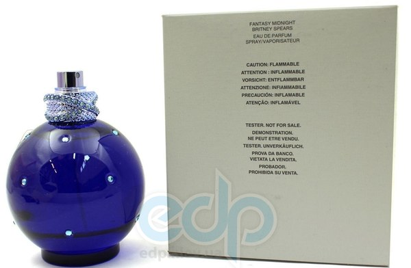 Britney Spears Midnight Fantasy - парфюмированная вода - 100 ml TESTER