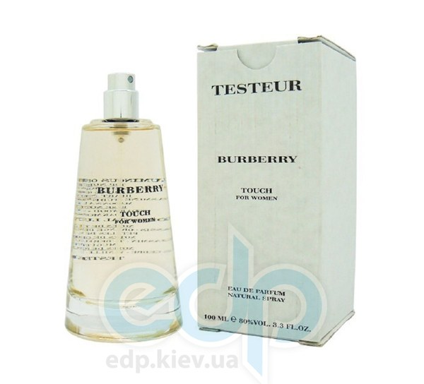 Burberry Touch for women - туалетная вода - 100 ml TESTER