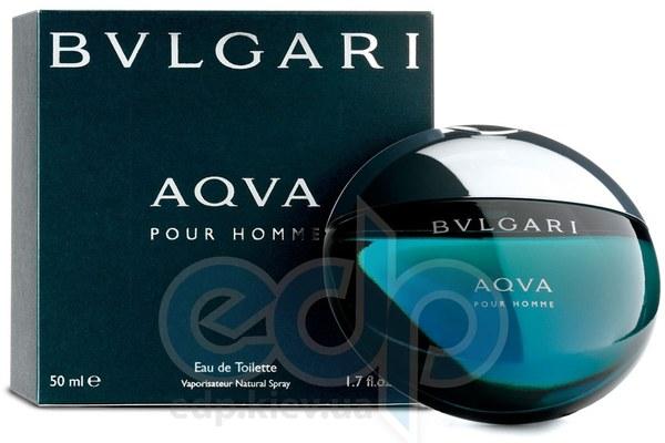 Bvlgari Aqva Pour Homme - туалетная вода - 50 ml
