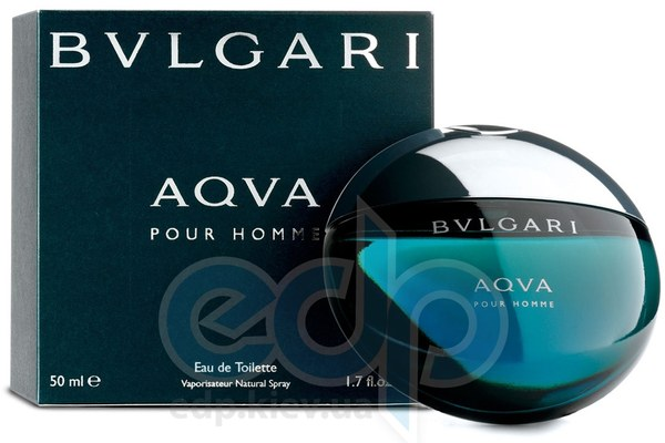 Bvlgari Aqva Pour Homme - туалетная вода - 150 ml