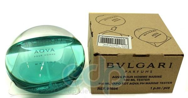 Bvlgari Aqva Pour Homme Marine - туалетная вода - 150 ml TESTER