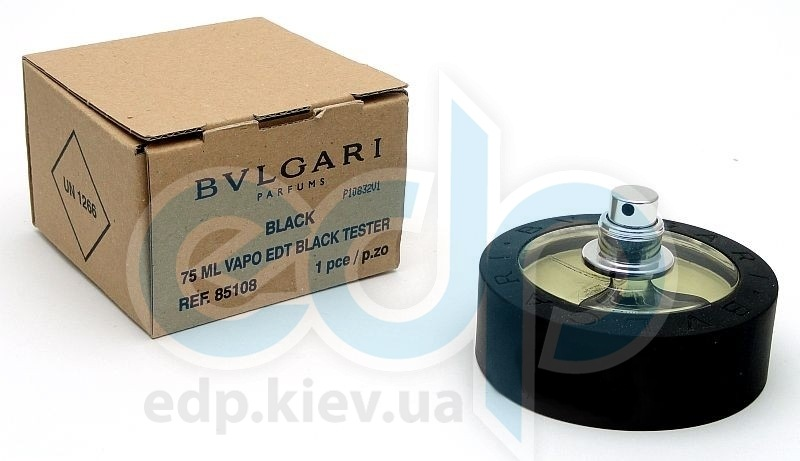 Bvlgari Black - туалетная вода - 75 ml TESTER