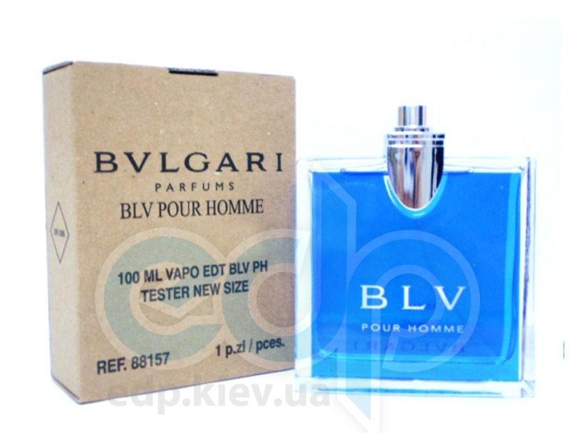 Bvlgari BLV Pour Homme - туалетная вода - 50 ml TESTER