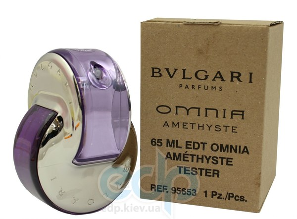 Bvlgari Omnia Amethyste - туалетная вода - 65 ml TESTER