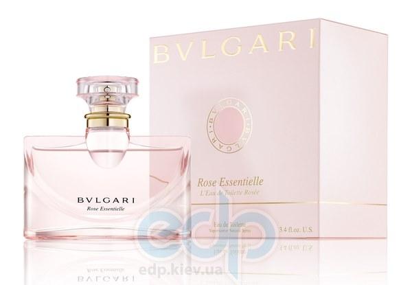 Bvlgari Rose Essentielle Eau De Toilette Rosee - туалетная вода - 50 ml