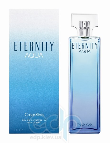 Calvin Klein Eternity Aqua for Women - парфюмированная вода - 100 ml