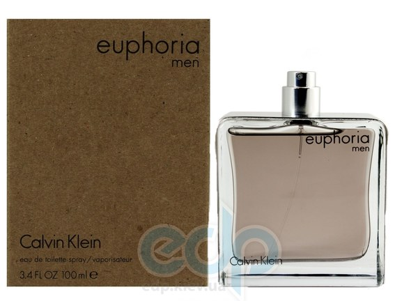 Calvin Klein Euphoria Men - туалетная вода - 100 ml TESTER