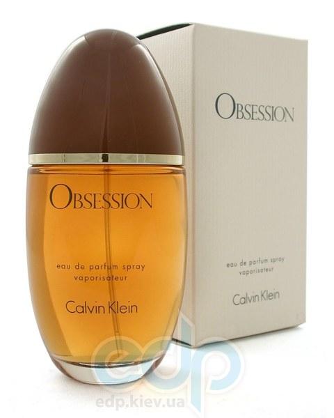 Calvin Klein Obsession - парфюмированная вода - 100 ml TESTER