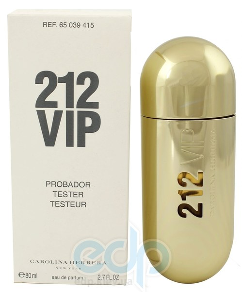 Carolina Herrera 212 VIP - парфюмированная вода - 80 ml TESTER