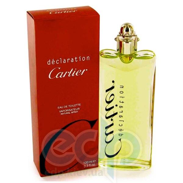 Cartier Declaration - туалетная вода -  пробник (виалка) 1.5 ml