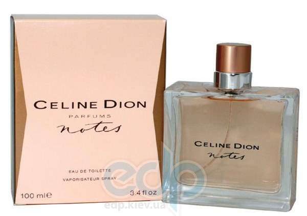 Celine Dion Notes - туалетная вода - 30 ml