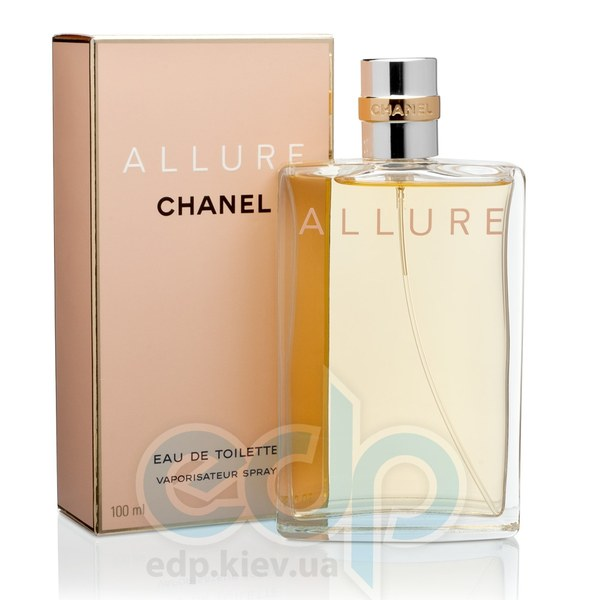 Chanel Allure - туалетная вода - 100 ml