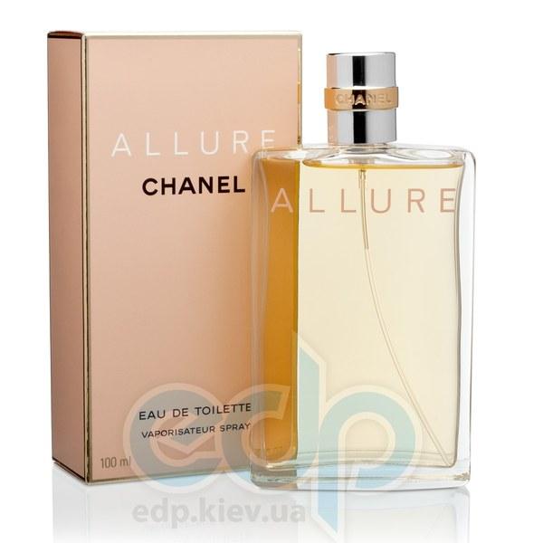 Chanel Allure - туалетная вода - 50 ml