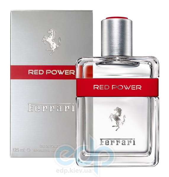 Ferrari Red Power - гель для душа - 200 ml
