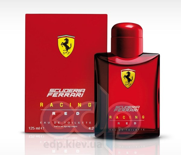 Ferrari Scuderia Racing Red (Ферарри Скудерия Рейсинг Ред)