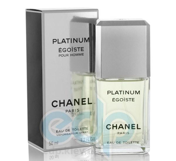 Chanel Egoiste Platinum - туалетная вода - 100 ml