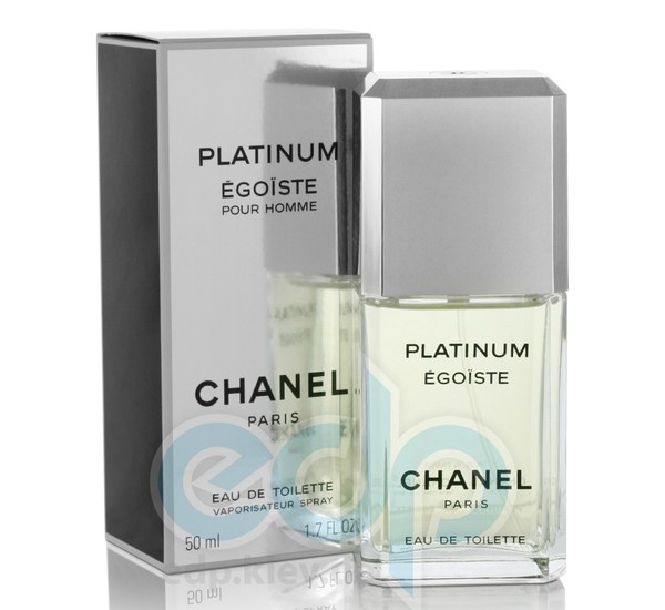 Chanel Egoiste Platinum - туалетная вода - 50 ml