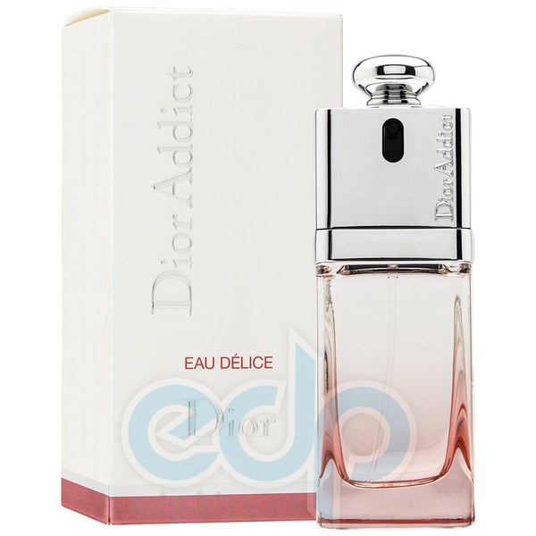 Christian Dior Addict Eau Delice - туалетная вода - 50 ml